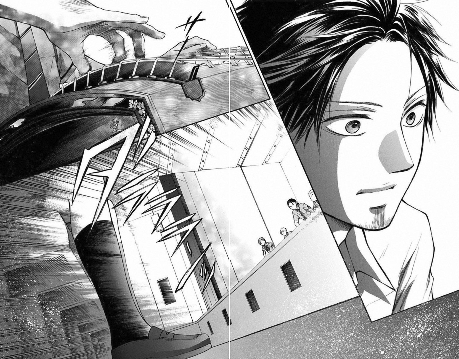 Kono Oto Tomare! - Chapter 26 - Page 35